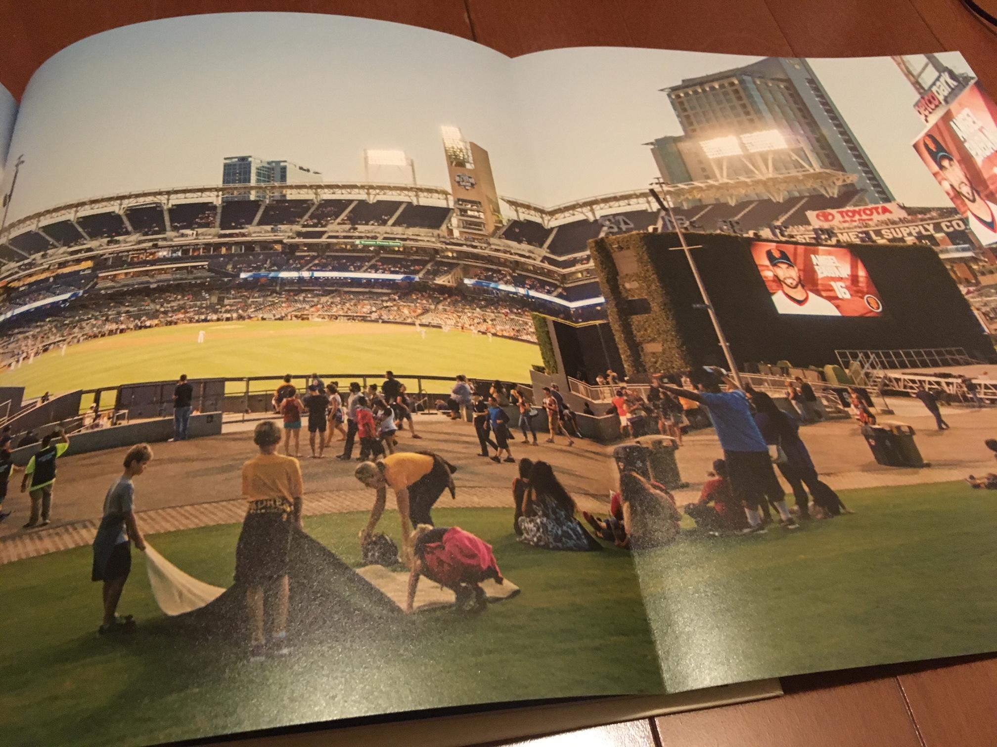 ベイスターズの「BALLPARK」買って、改めて野球にわくわくしてる。